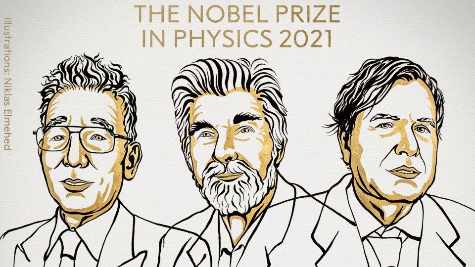 Nobel Fisica a Syukuro Manabe, Klaus Hasselmann e Giorgio Parisi