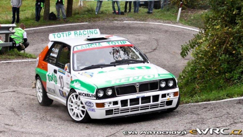 La Scuderia San Marino al Rallylegend con numerosi equipaggi Stefano Valli in testa alla classifica generale della Coppa Italia GT Club Entusiasmo, passione, spettacolo e tanto di più.