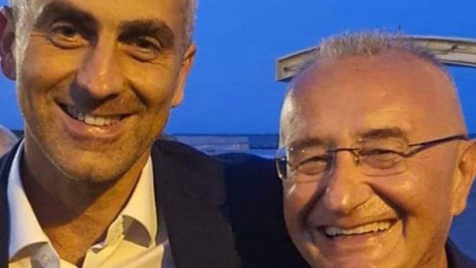 """Presidente Santi: """"Buongiorno sindaco, congratulazioni e buon lavoro!"""""""