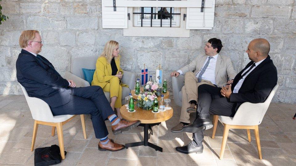 San Marino alla conferenza dei Piccoli Stati: l'importanza della diplomazia parlamentare