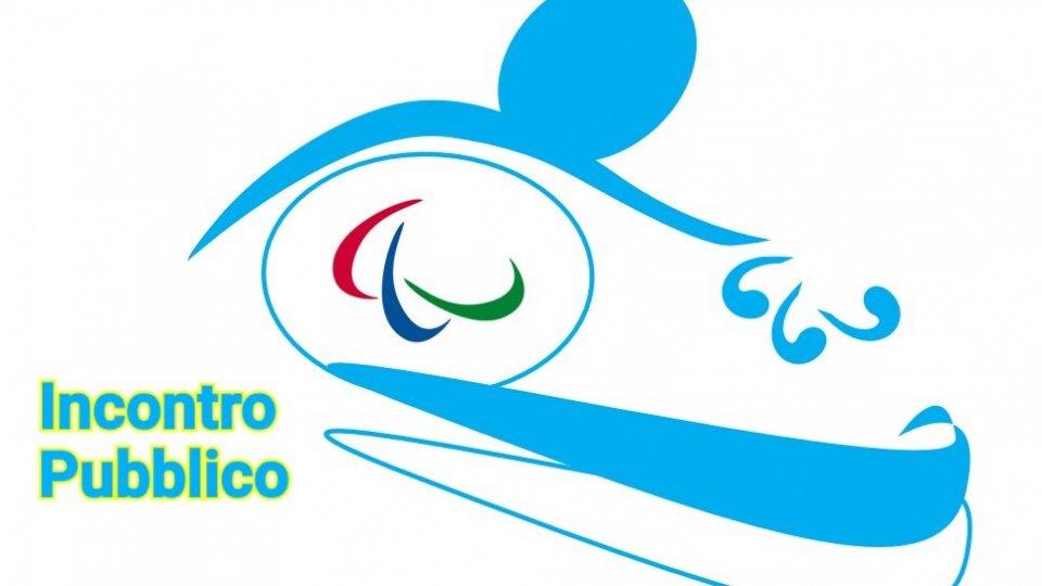 """Attivamente: lunedì 25 ottobre """"Costruiamo assieme il futuro Paralimpico di San Marino"""""""