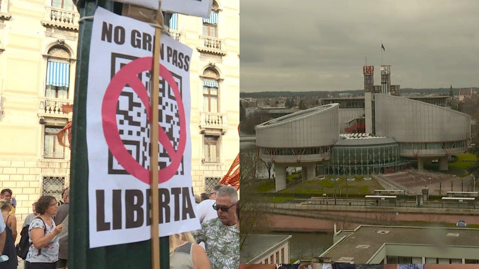 Corte Europea respinge ricorso cittadino francese contro Green pass: 18mila i casi simili ricevuti