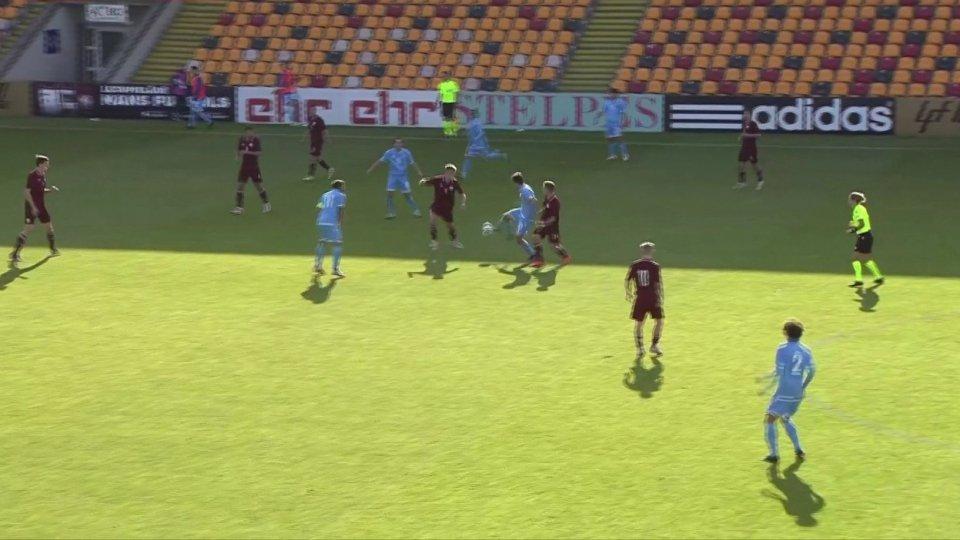 Under 21: la Lettonia vince 2-0