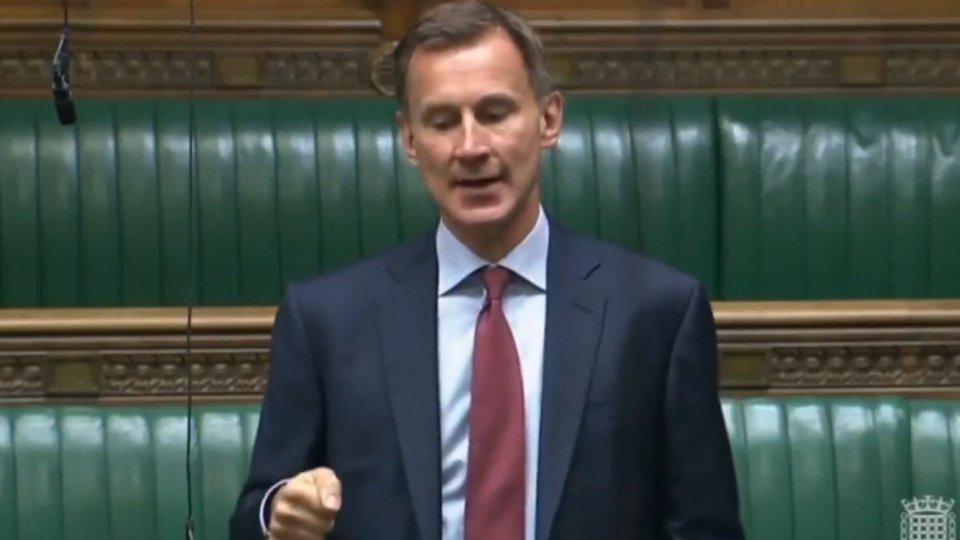 Visita Ufficiale del parlamentare britannico Jeremy Hunt sul Titano