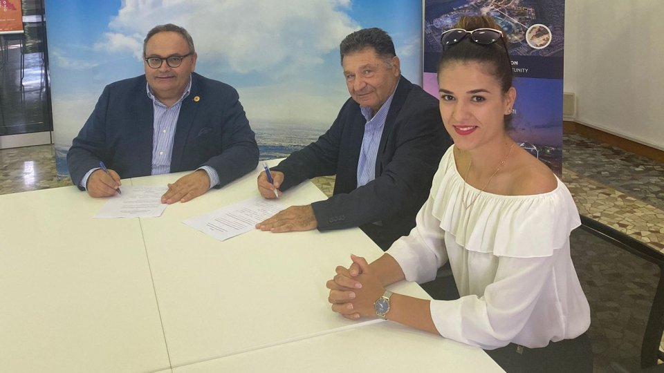 L'azienda Bea sponsor del padiglione San Marino all'Expò