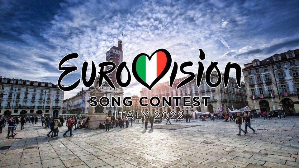 Eurovision: Torino ospiterà l'edizione 2022