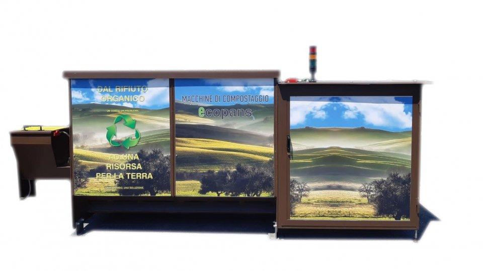 Commissariato Expo: L'azienda Ecopans è sponsor del Padiglione San Marino