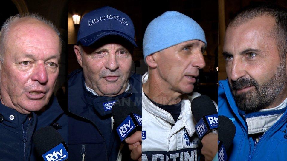 Nel video le interviste a: Franco Cunico, Miki Biasion, Francois Delecour e Carlo Boroli