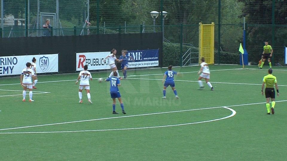 Femminile: la San Marino Academy ospita il Como