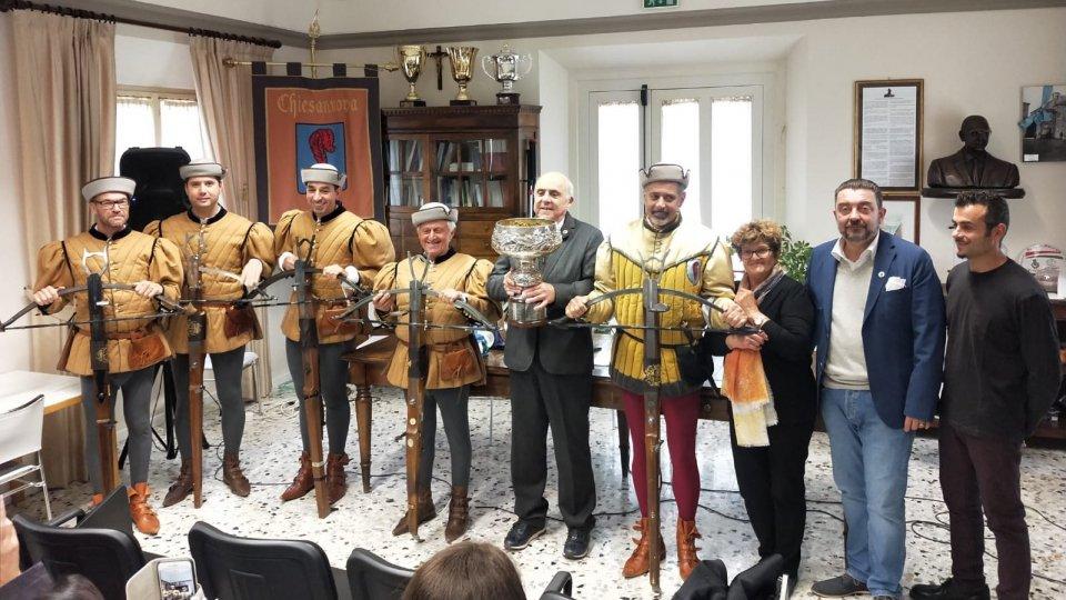 Alcune immagini dell'evento a Chiesanuova