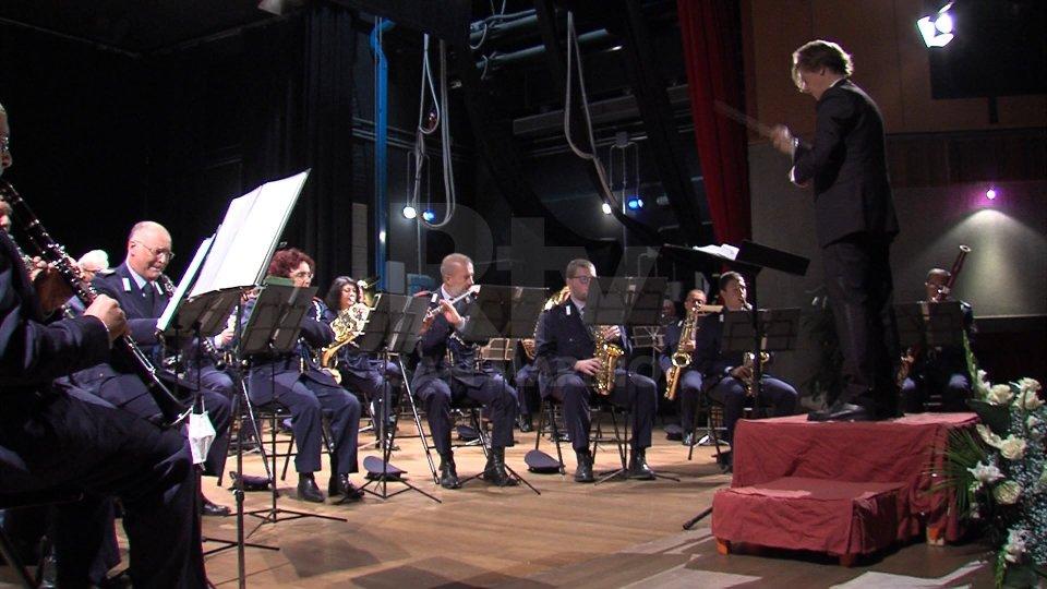 Concerto della Banda Militare in onore dei Capitani Reggenti