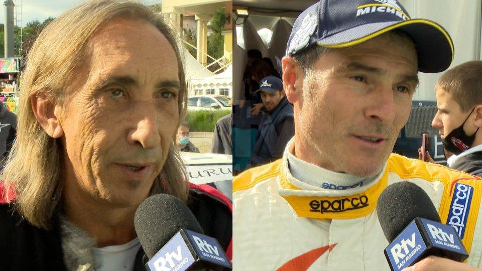 Stefano Rosati e Marcello Colombini