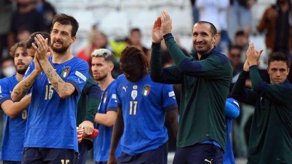 Nations League: Italia al terzo posto dopo il 2-1 al Belgio