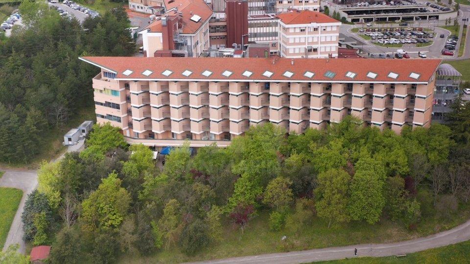 Covid San Marino: stabili i positivi, due ricoverati in Ospedale