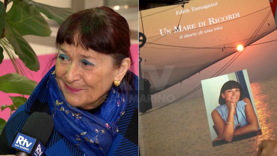 Nel video l'intervista a Edith Tamagnini, Ambasciatore Emerito di San Marino presso l'Unesco.