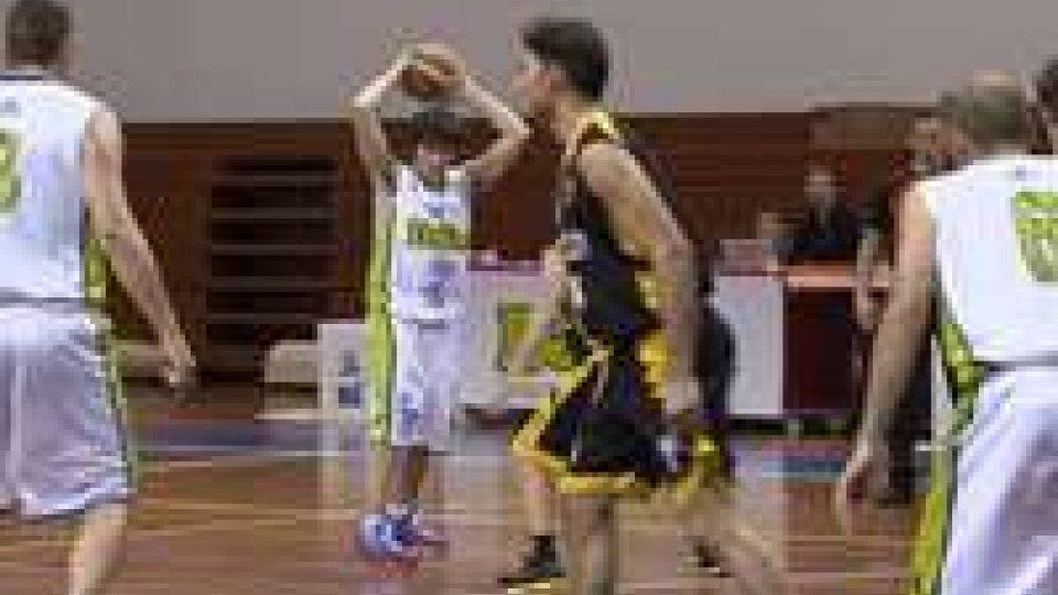 Dado San Marino-Imola 64 - 62Dado San Marino-Imola 64 - 62
