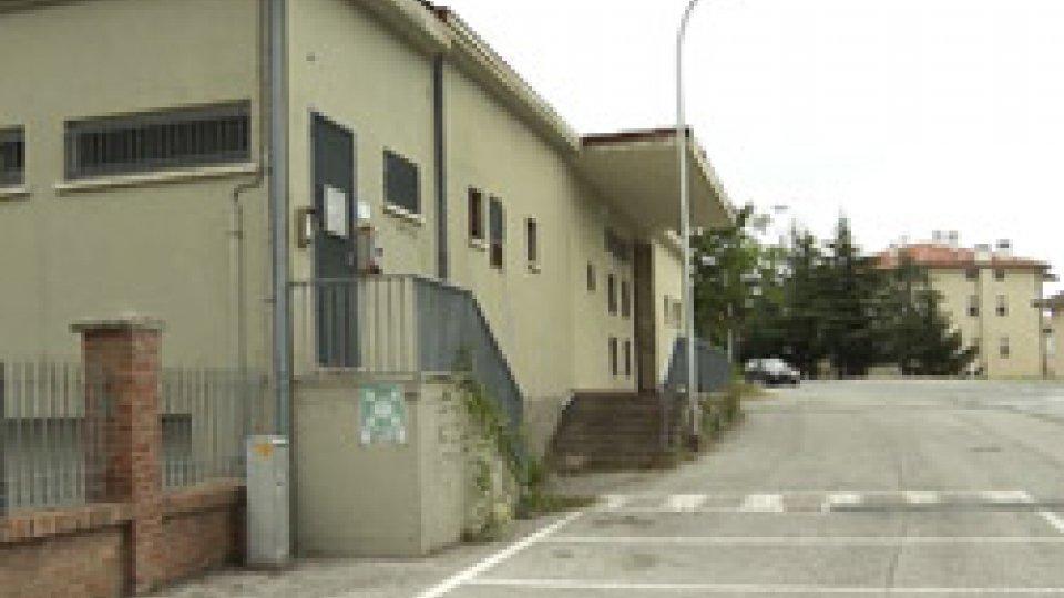 La struttura dell'Ecc.ma Camera in Via OrdelaffiGendarmeria: individuato a Borgo Maggiore il sito che potrebbe essere idoneo per trasferire la sede del Corpo