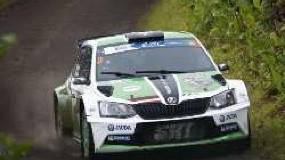 Ralfs SirmacisRally Estonia: vince Ralfs Sirmacis, decisivo il ritiro di Alexey Lukyanuk