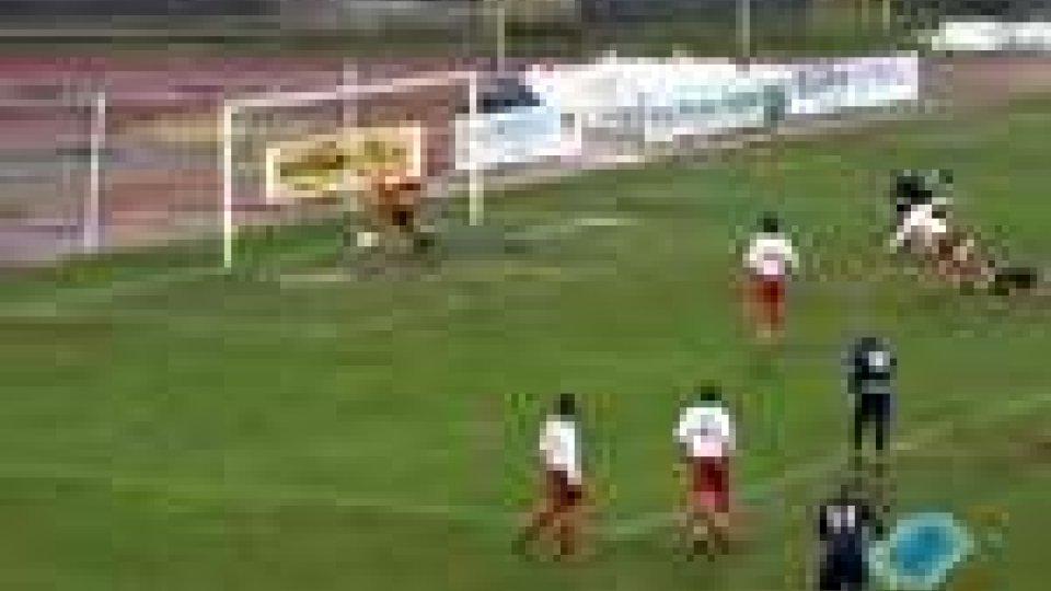 Real Rimini-Santegidiese 2-0