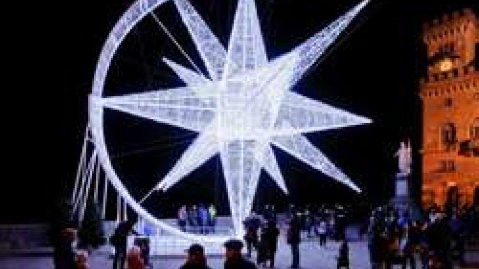 Si accende il Natale di San Marino