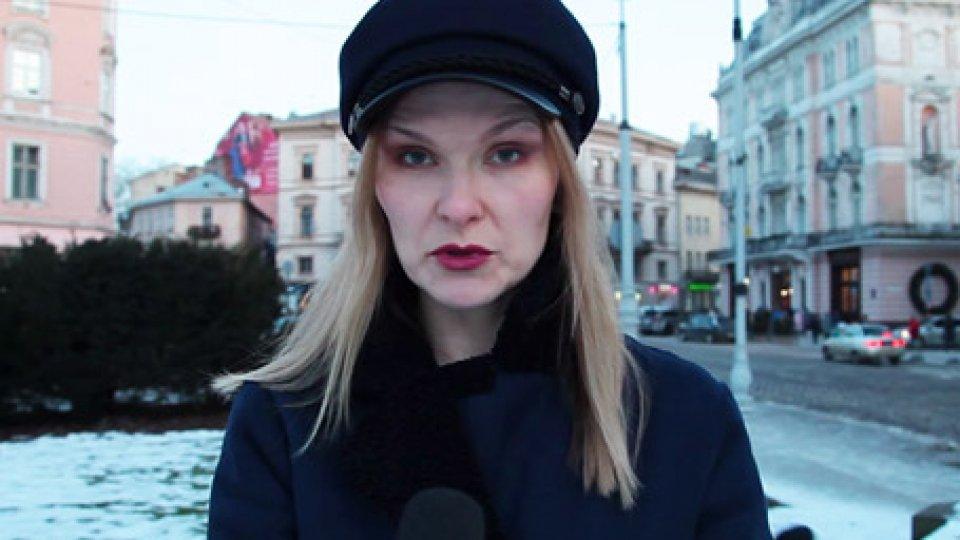 Victoria PolischukUcraina: oggi si celebra l'Epifania Ortodossa