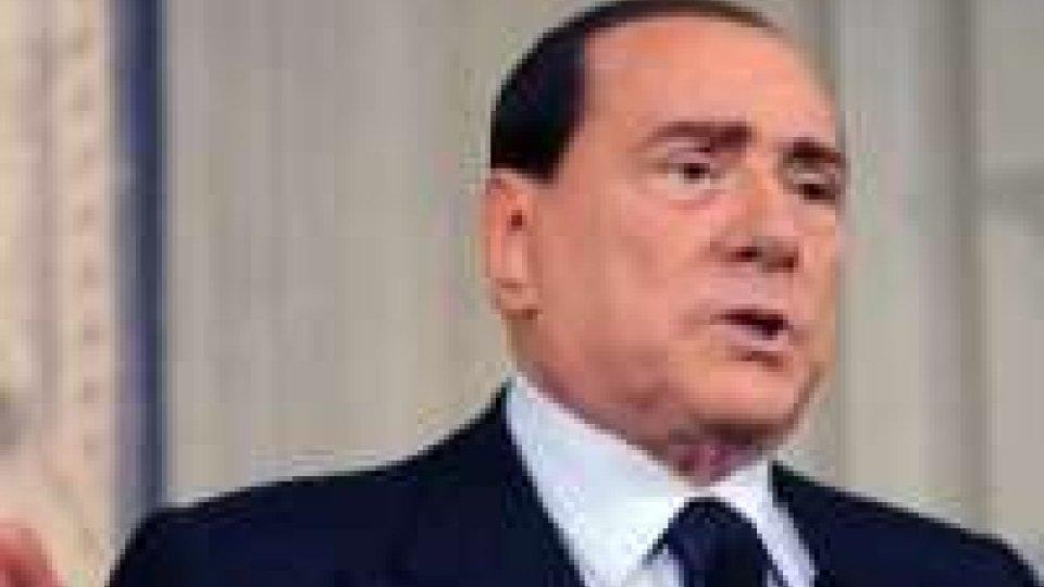 Mediaset, sentenza appello conferma 4 anni a Berlusconi