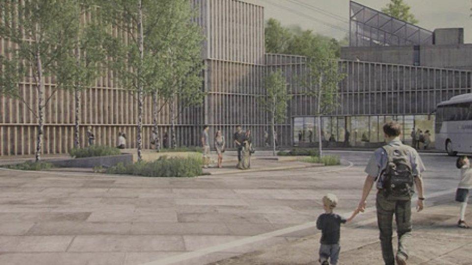 """il progettoNuovo """"parcheggione"""" a Borgo: presentato il progetto vincitore, ecco come sarà"""
