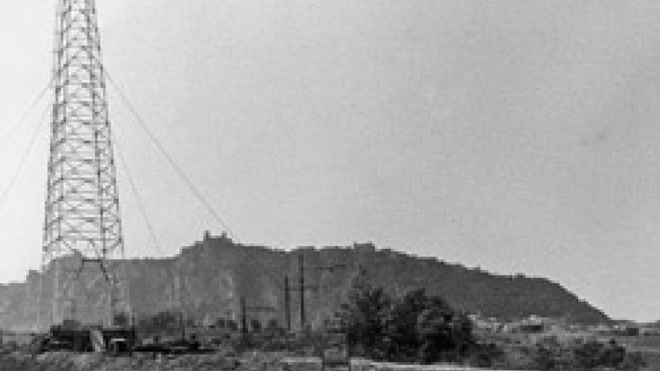 Il pozzo di estrazione di DomagnanoQuando sul Titano si estraeva gas