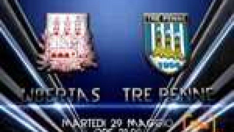 Tre Penne - Libertas, una stagione in novanta minutiSpot finale campionato sammarinese
