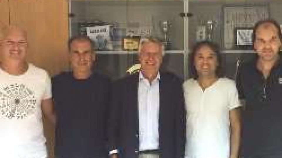 Volley, il vicepresidente della pallavolo europea sul Titano