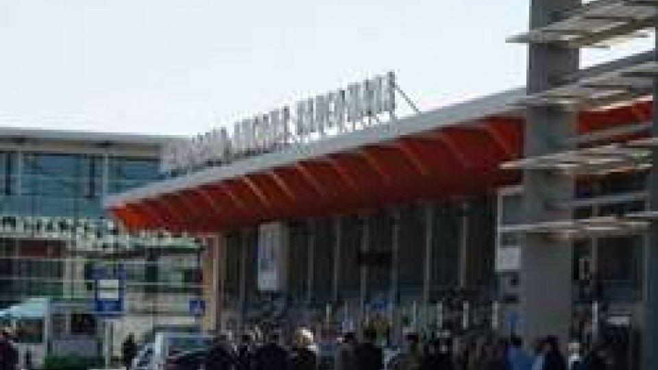 """Riduzione dell'operatività dell'aeroporto """"Sanzio"""" di Ancona da H24 a H18"""