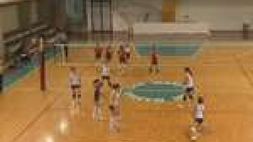 San Marino - Volley: definiti gli abbinamenti dei play-off del campionato femminile di serie D