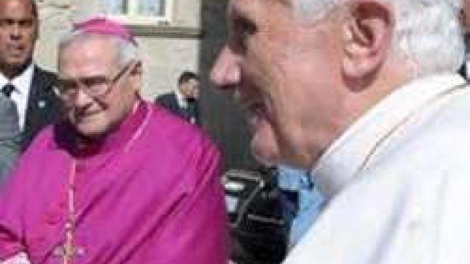 5 anni dalla visita in Repubblica di Benedetto XVI, le celebrazioni della Diocesi