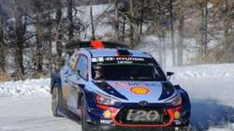 Rally di Svezia: Thierry NeuvilleRally di Svezia: Thierry Neuville vince davanti a Breen e Mikkelsen