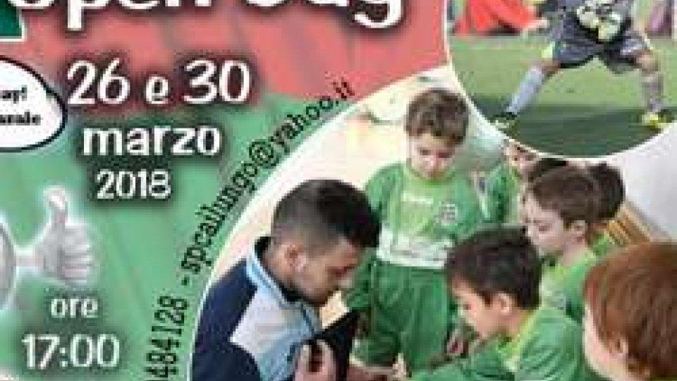 Open Day Scuola Calcio sp Cailungo