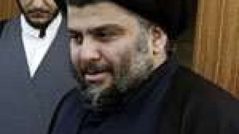 """Iraq. L'impegno di Moqtada Sadr: """"Stop attacchi agli Usa fino al loro ritiro"""""""