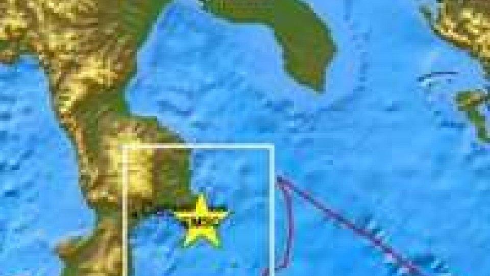Terremoto in Calabria, molta paura ma nessun danno
