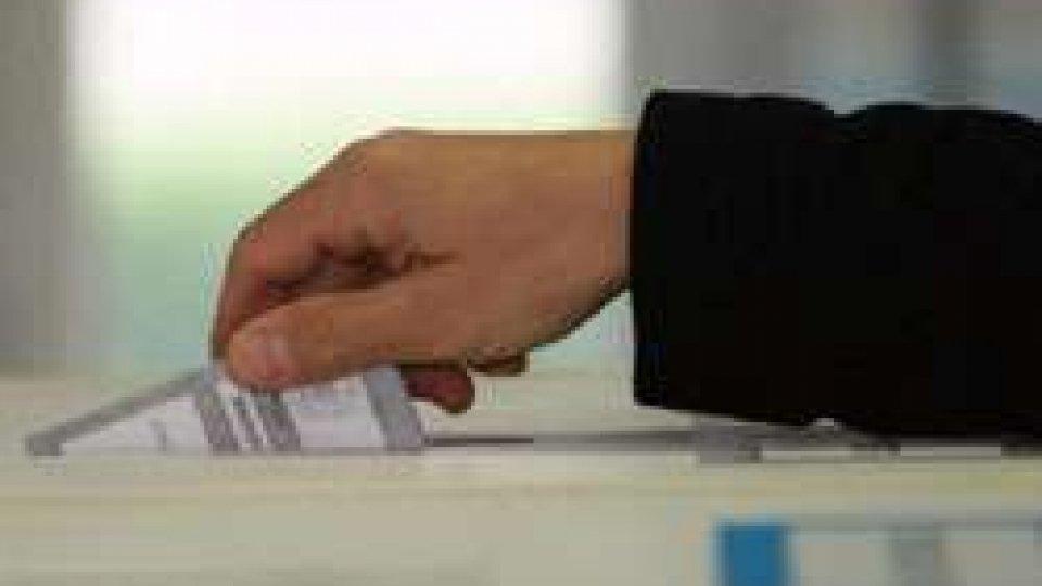 Seggi aperti: è il giorno del voto