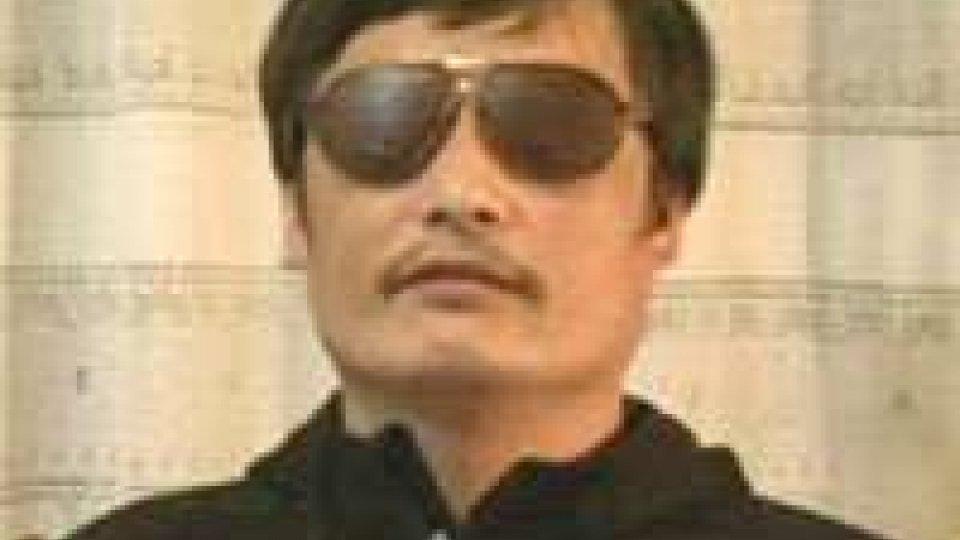 """Appello di Chen Guangcheng a Wen Jiabao: """"Proteggete la mia famiglia"""""""