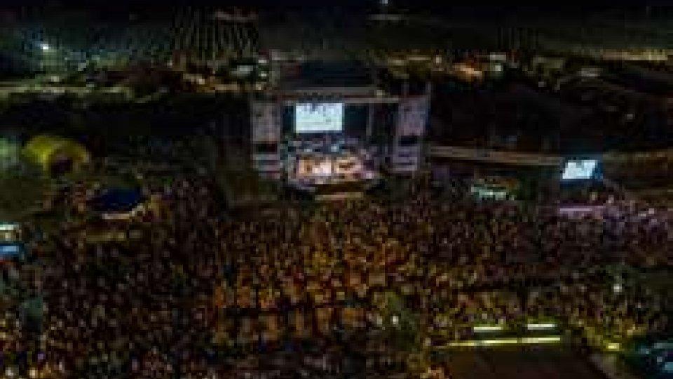Oltre 10.000 presenze alla prima del ROSE & CROWN SUMMER FESTIVAL