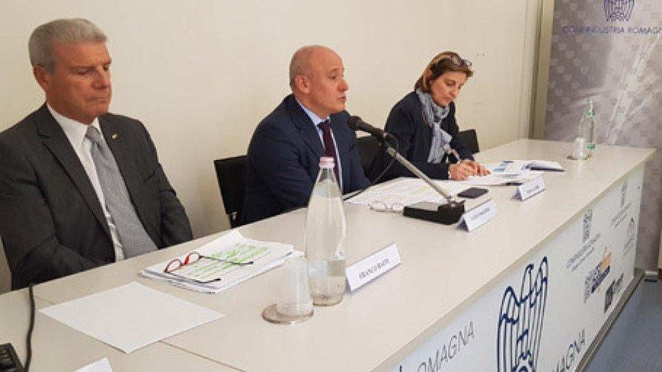"""Confindustria Romagna: """"Continuano i segnali positivi per l'economia"""""""