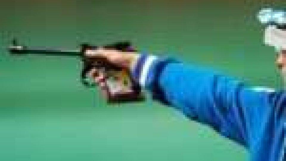 San Marino - Tiro a segno: delusione per Bugli