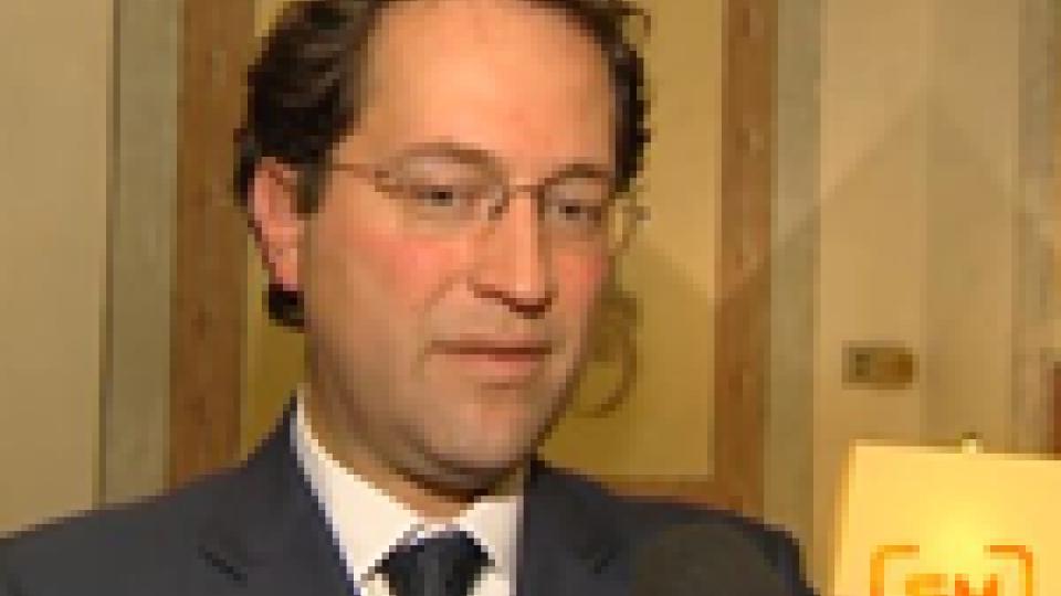 San Marino - Il Segretario Arzilli sullo slittamento della riforma fiscale