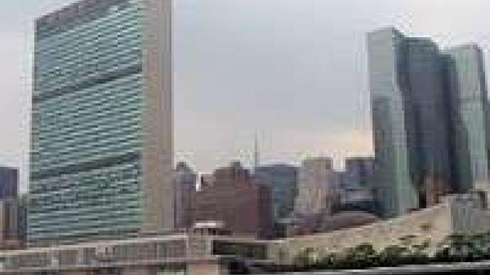 New York: La Reggenza incontra Ban Ki-Moon, domani l'intervento al vertice Onu sul clima