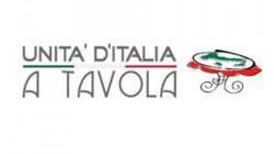 Unità d'Italia a tavola