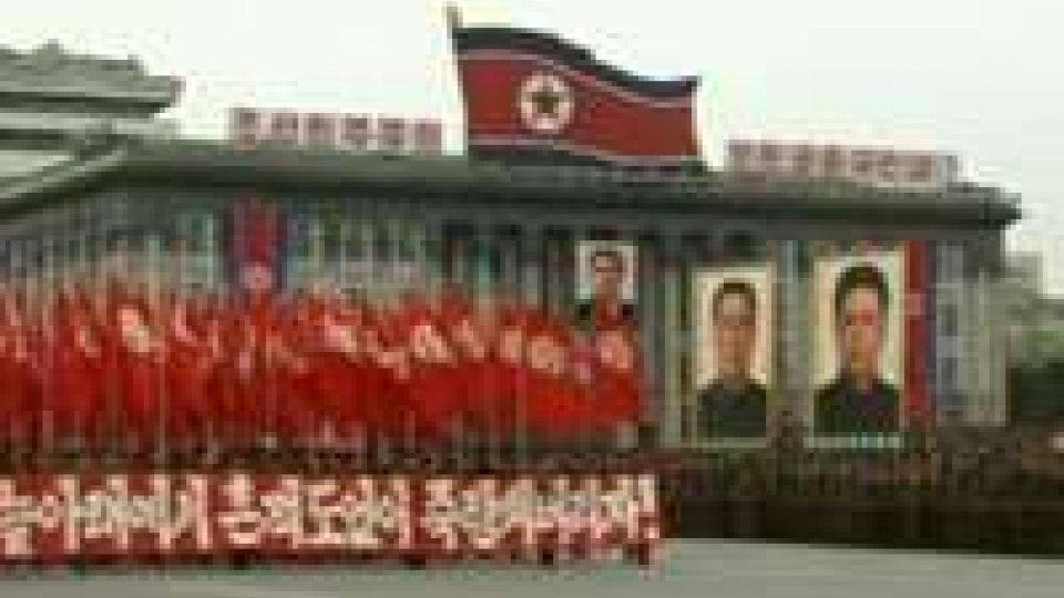 Corea del Nord, raduno contro Seul nella capitale