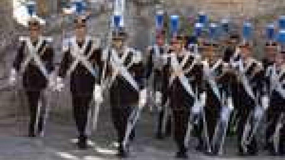 San Marino - Iniziativa dell'Associazione d'Arma delle Milizie