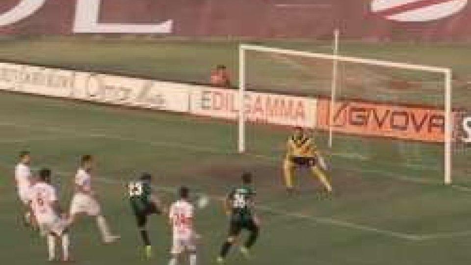Mantova-Pordenone 0-2