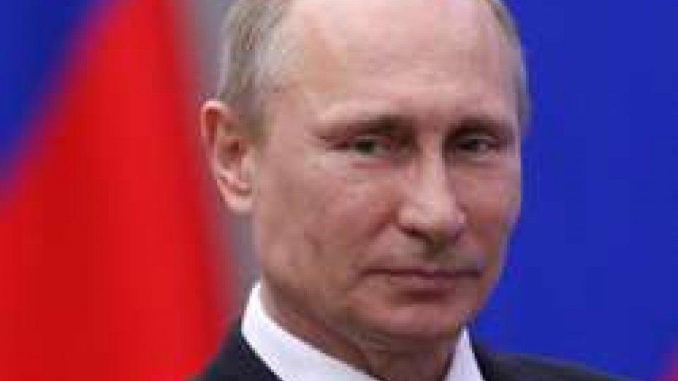 Vladimir PutinRussia: Vladimir Putin trionfa alle Presidenziali con il 76,6% dei consensi