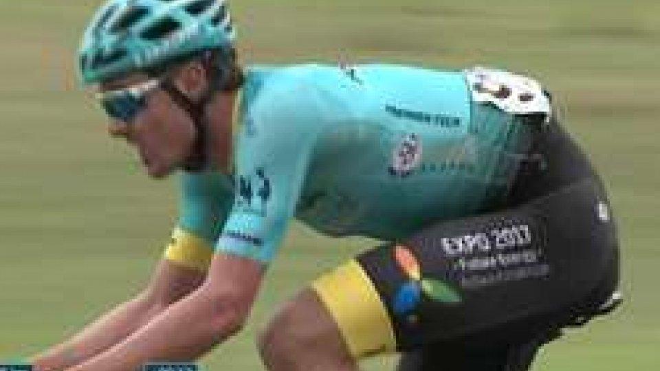 Ciclismo, sorpresa Sanchez nel GP BeghelliCiclismo, sorpresa Sanchez nel GP Beghelli